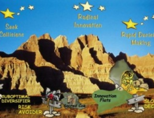 8 Principles of Leadership to Navigate the Badlands to 2030 (Part 1)