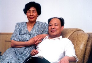 MOHD_Zhang with Husband