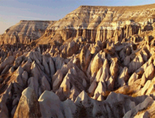 "The ""Badlands"" — A Concept of the Unfolding Story of Global Transformation"